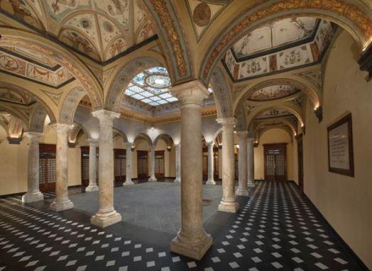 Palazzo della Meridiana, Genova
