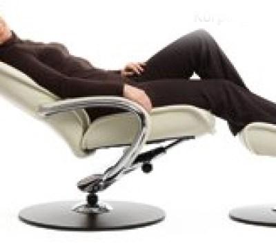 gesundes sitzen und liegen bei nothhelfer: fjords - sessel