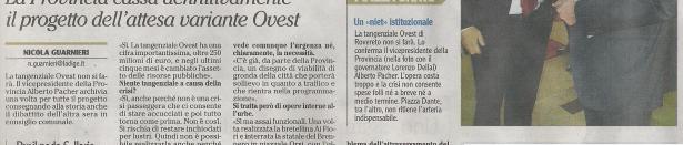 9.10.2011_Pacher: la tangenziale ovest di Rovereto non serve! Ne siamo proprio sicuri?