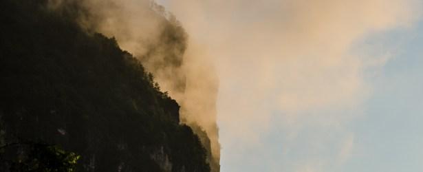 """Atmosfera da """"favola sulle Dolomiti"""""""