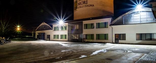 Vecchia sede della Cantina Sociale Mori Colli Zugna
