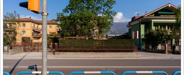MORI | Impianto semaforico in via Dante