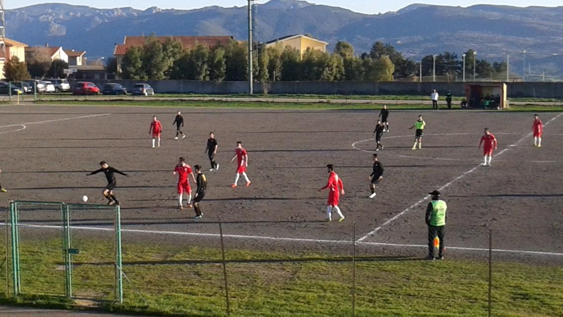 Calcio 1a Categoria C. Il Sedilo sbaglia un rigore e l'Allai lo beffa nel finale