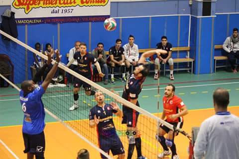 Volley Maschile Serie C. Una ottima Ariete Vestis si arrende al Sestu