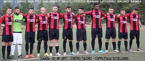 """Calcio Eccellenza. Mister Prastaro è soddisfatto: """"Buon punto all'esordio, ma ora pensiamo al Taloro"""""""