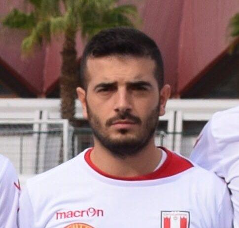 """Calcio 1a Categoria girone C. La """"schedina"""" di Roberto Corriga capitano dell'Oristanese"""