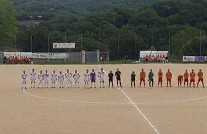 """Calcio Eccellenza. Cisse' """"timbra"""" due volte ma il Taloro non va' oltre il pari. Con il Monastir finisce 2-2"""