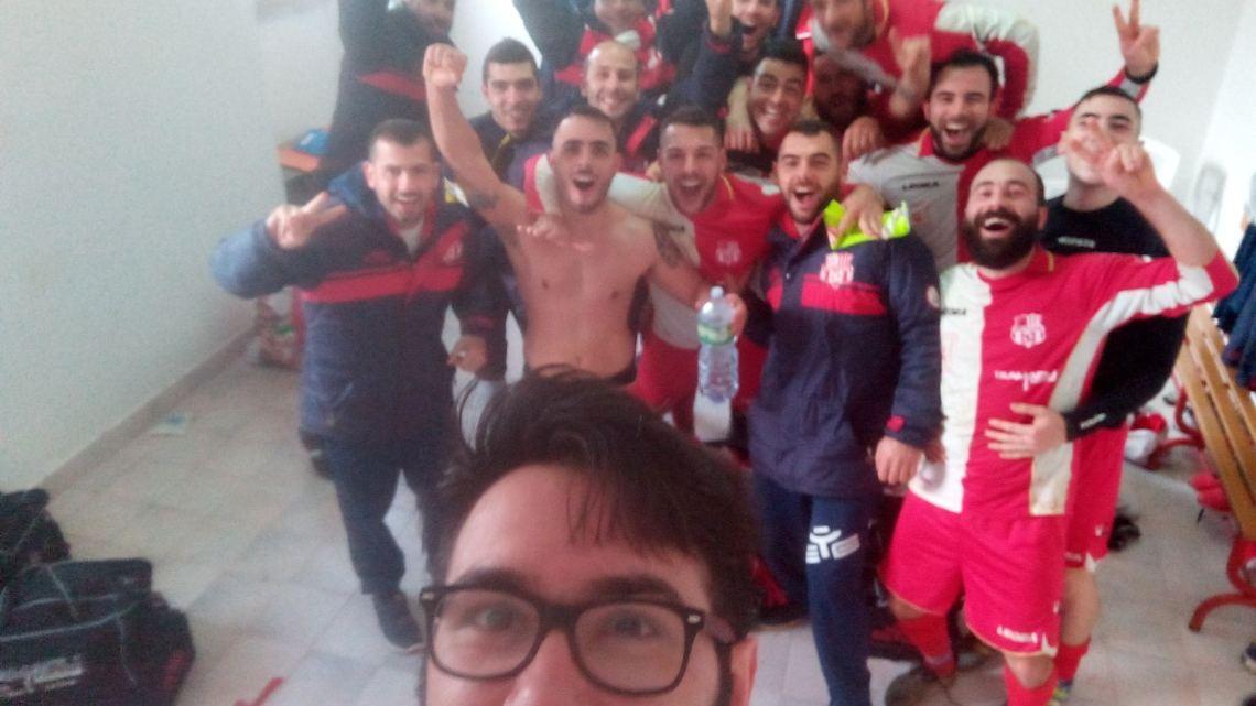 Calcio 2a Categoria G. Francesco Piras e Chicco Scanu fanno volare l'Aidomaggiorese a Nule