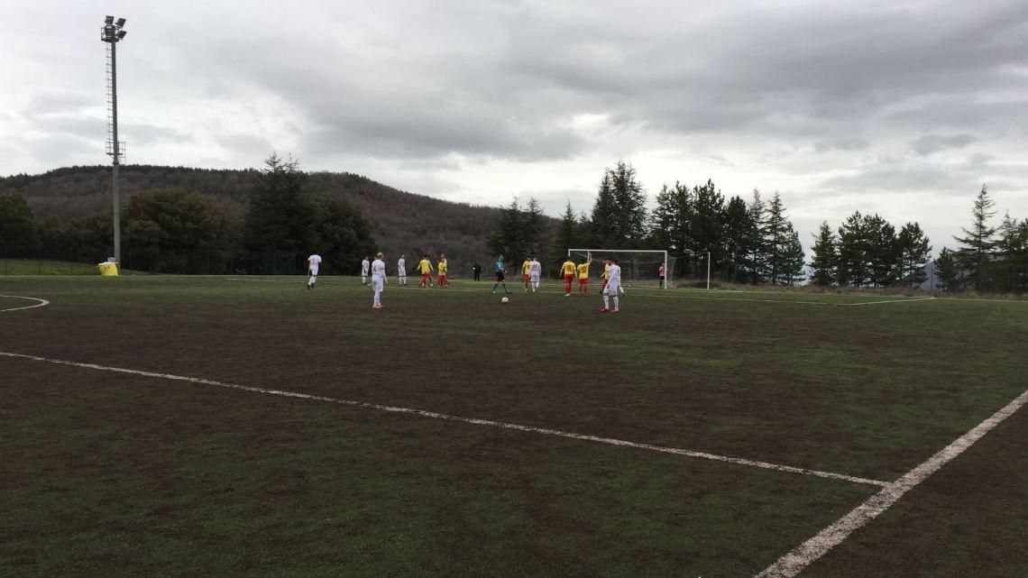 """Calcio Eccellenza. Il Ghilarza espugna Tonara e """"vede"""" la salvezza"""