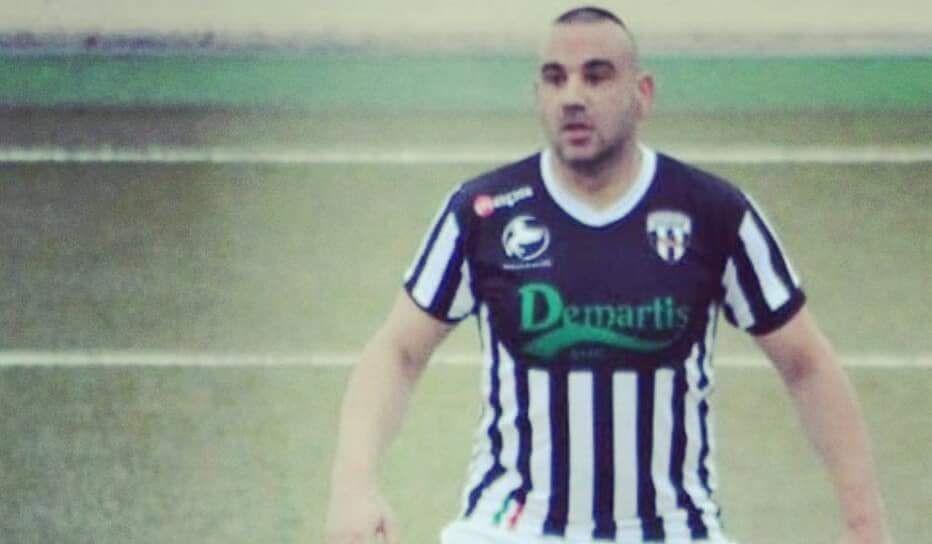 """Calcio Promozione B. La schedina del """"re"""" dei bomber Antonio Borrotzu dell'Ossese"""