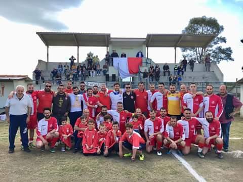 """Calcio 2a Categoria G. Consuntivo dell'Aidomaggiorese: """"Soddisfazione di aver consolidato la grande famiglia biancorossa"""""""