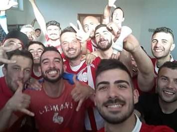 Calcio 1a Categoria C. Il Ruinas vince lo spareggio a Nurri per 1- 3 e ottiene la salvezza