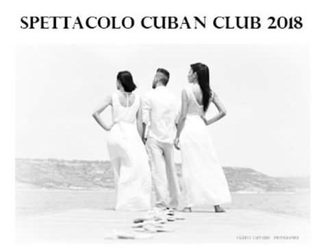 Danza Sportiva. Venerdi di grande spettacolo a Norbello con i ballerini del Cuban Club di Abbasanta