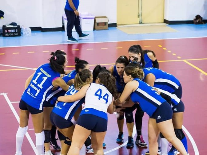 Volley C Femminile. Super Ghilarza: vittoria con l'Olbia e primato in cassaforte