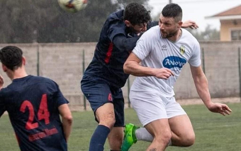 Il lunedi della Promozione A.  Gran gol di Ferraro per l'Arborea che batte il  Selargius
