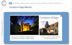 Compton Village Website