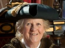 Mayor Diana Lockyer-Nibbs is a sufferer of