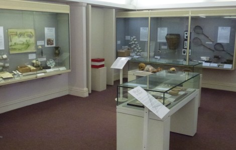 Approximately half of the museum's exhibits, including the majority of the most important historically, are said to belong to the Surrey Archaeological Society.