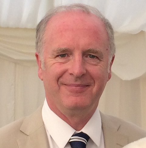 Clive Richardson.
