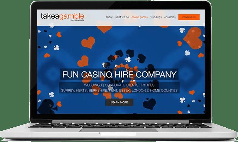 Take A Gamble Fun Casino