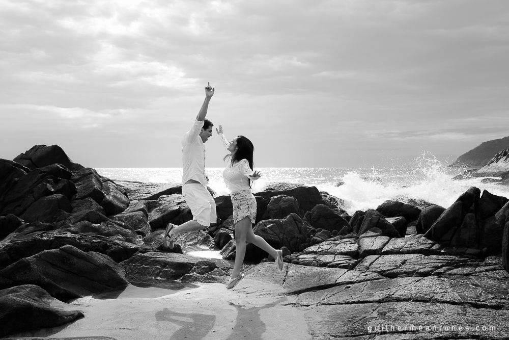 Fotógrafo dá dicas e ideias para ensaio pré-wedding (Na praia)