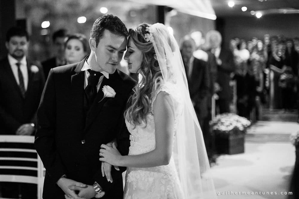Fotografia de Casamento Luana e Alysson momento apaixonado