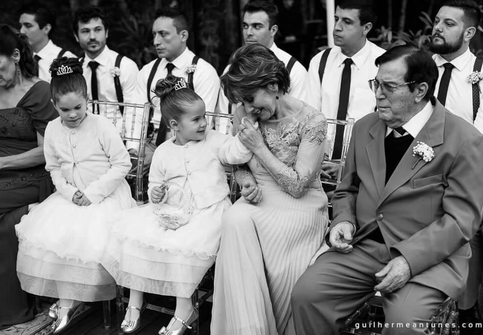 Fotografias de casamento espontâneas