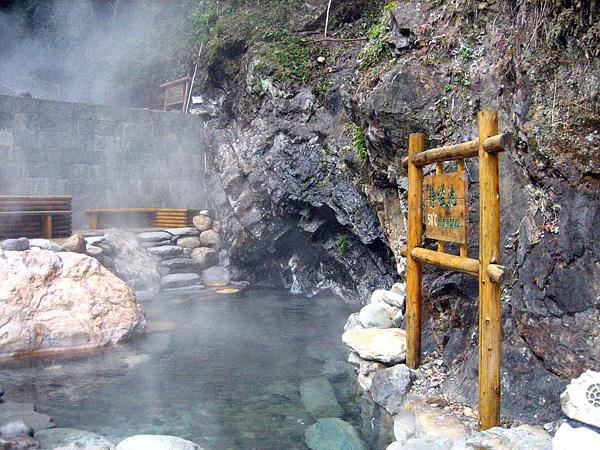Longsheng hot spring