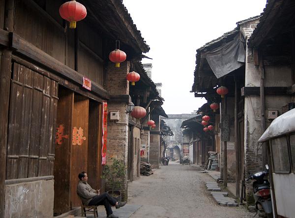 Daxu ancient town, Guilin