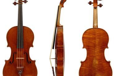 Les violons les plus chers