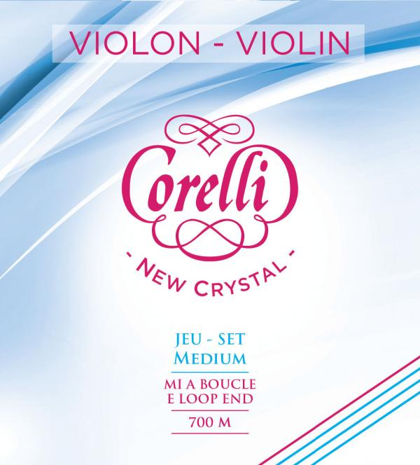 Cordes Corelli New Crystal en tension Medium