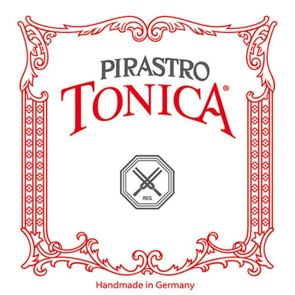 Jeu de corde synthétique Pirastro Tonica.
