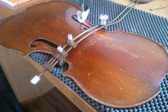 Hygrométrie du violon