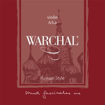 Corde Warchal La Russian Style pour violon - pochette