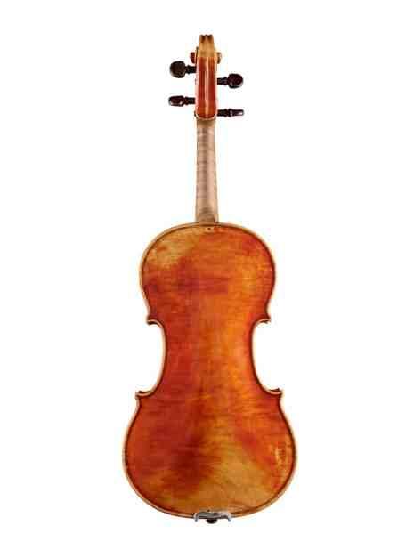 violon par thierry ligier au millésime de 1997 fond