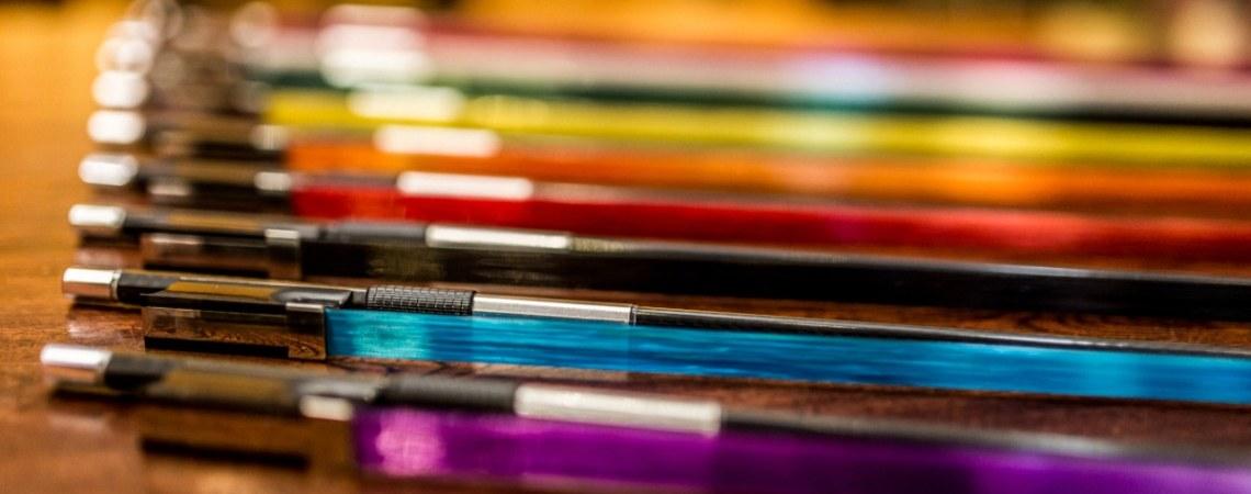 couleurs du crin coruss