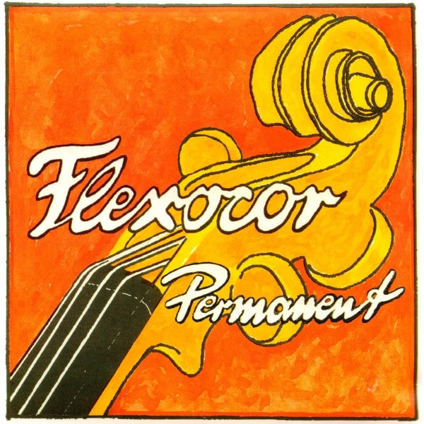 pirastro flexocore permanent pour violon