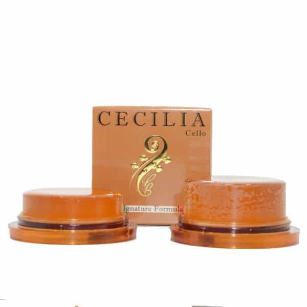Comparaison de la colophane Cecilia Signature pour violoncelle