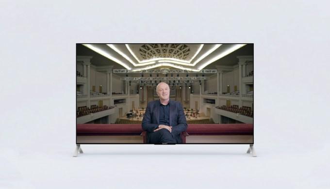 Geert Hoste in de Bozar