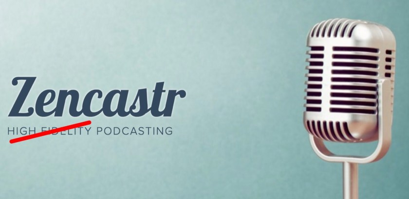 Zencastr : (not) high fidelity podcasting