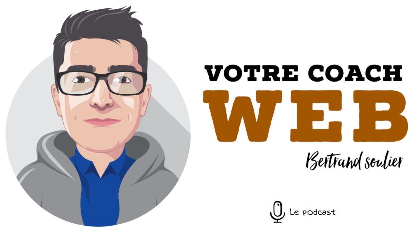 """Formation """"Votre coach web"""" par Bertrand Soulier"""