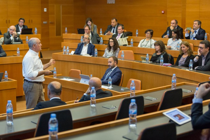 Conferencia Ausape @ IESE Barcelona