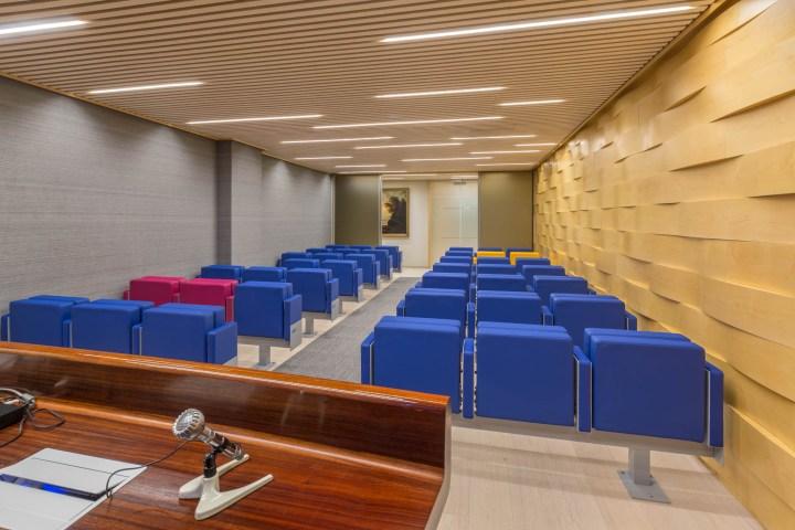 Fotografies de les oficines de Finques Carbonell per a la seva web