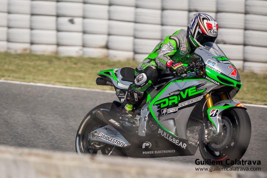 2014 MotoGP Catalunya 017 Hiroshi Aoyama