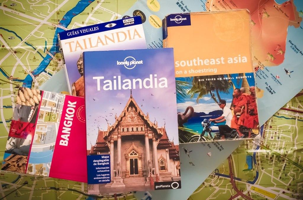 Preparando un viaje a Tailandia