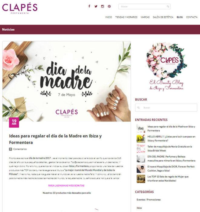 Perfumerias Clapes Ibiza
