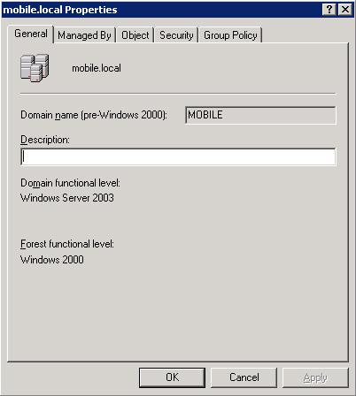El Nivel Funcional de Directorio Activo, puede impactar en como habilitar Kerberos en las cuentas de equipo y de usuario.