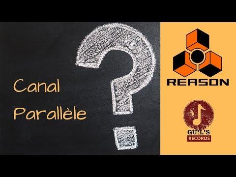Astuce Reason : Canal parallèle et effets (part2)