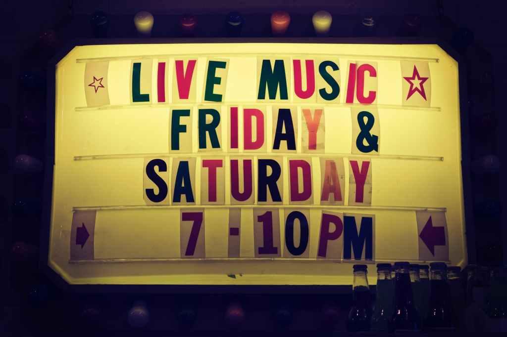 facebook live pour les musiciens