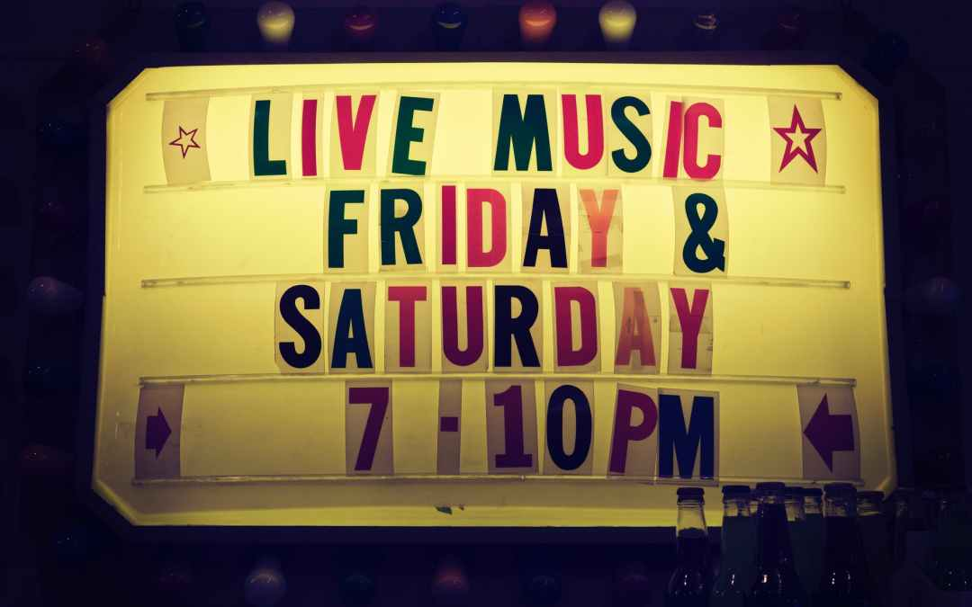 Concert en livestream : Quelle plateforme pour diffuser ses lives musicaux?